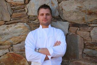 The kitchen is led by a talented young Chef Kurt Neumann.